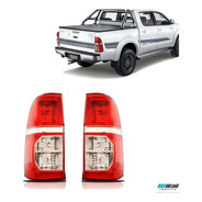Par Lanterna Traseira Hilux Srv Pickup 2012 2013 2014 2015