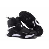 Zapatillas Nike Lebron Sodier 10 Basketball Modelo Exclusivo
