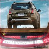 Protector Sobre Bomper Baul Renault Duster + Envio