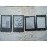 Lote Quatro Leitores Ebook Kindle, Amazon (leia O Anuncio)