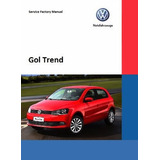 Manual De Despiece Volkswagen Gol Trend - Envio Gratis