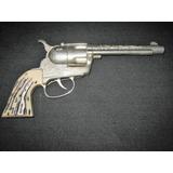 Pistola Coleccion Mattel Fanner 50 Smoking Cap Pistol