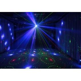 Efecto Led Power Derby Laser Y Led 2 En 1 30w.no Pls,gbr
