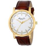Reloj Dorado Del Kc8043 Kenneth Cole New York De Los Hombre