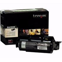 Toner Para Impressora T640/ T642/ T644/ X642/ X644/ X646