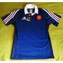 Camiseta Selección De Francia Rugby 2014-2015 Adidas Nueva!!
