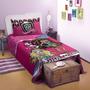 Colcha Monster High Infantil 1,50 X 2,10