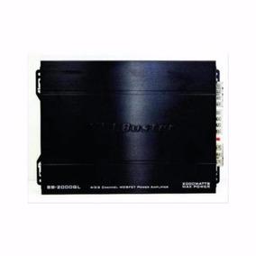 Amplificador B.buster B.bb-2000gl 2000w 4 Ch