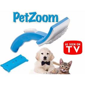 Arequipa Cepillo Con Cerdas Para Perros Y Gatos Pet Zoom