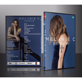 Dvd Melanie C Version Of Me No Brasil Duplo