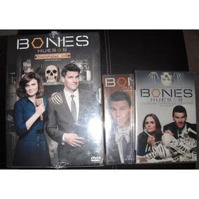 Bones Huesos Paquete Temporadas 1 - 10 En Dvd