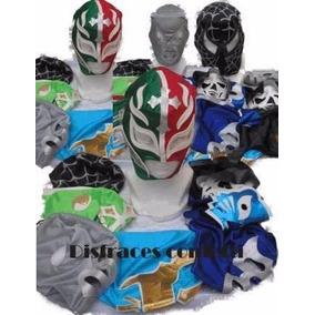 Máscaras De Luchador Adulto Economicas!!!