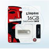 Memoria Usb Flash Kingston Datatraveler Se9 16gb Al X Mayor