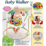 Baby Walker- Jumpero Saltarín Rainforest Multicolor