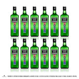 Set 12 Botellas Whisky Passport X 700ml