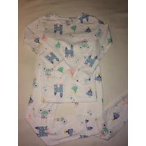 Pijama Carters Nena Talle 6