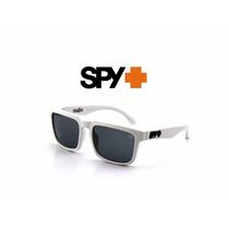 Lentes Gafas Sol Diseño Spy Helm Ken Block Blancos