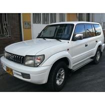 Toyota Prado Vxa Mod. 2005 Blindada