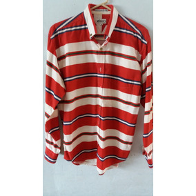 Camisa Medano 100% Algodon Talla M