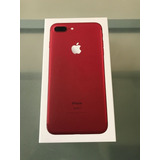 Iphone 7 Plus 256gb Rojo, Dorado Y Gris Recibo$