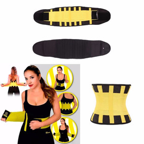 Cinta Modeladora Feminina De Cintura E Abdominal Slim Belt