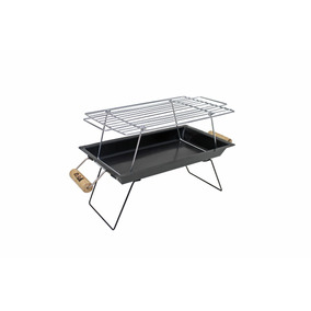 Grillstore - Parrilla Camping Grill Rectangular