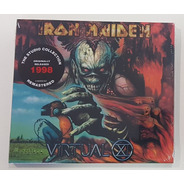 Iron Maiden - Virtual Xi Digipack 2019