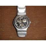 Reloj Swatch Irony Cronometro Aluminio No Pesa Nada