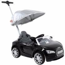 Audi Montable Push Car Prinsel Negro