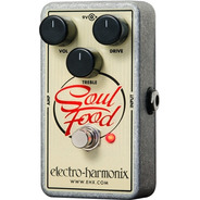 Pedal Overdrive Electro Harmonix Soul Food C/ Nf-e Garantia