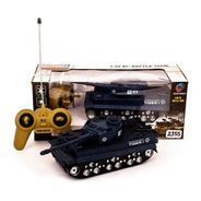 Tanque De Guerra Radio Control Remoto Juguete Niños