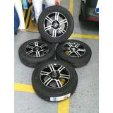 Rin 13 Jr Pulgadas Para Renault 4 Y 6 Pernos 3 X 130 Mm