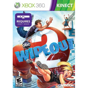Kinect Wipeout 2 Xbox 360