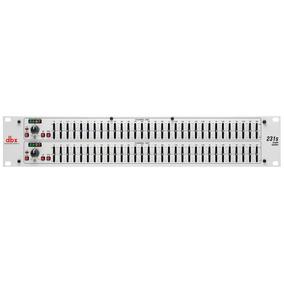 Ecualizador Dbx De 31 Bandas Modelo 231s