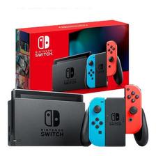 Nintendo Switch 2019 Neon Bateria Extendida