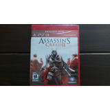 Assassins Creed 2 Ps3 Nuevo Sellado