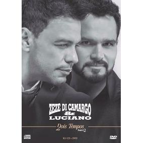 Dvd+cd Zezé Di Camargo E Luciano Dois Tempos Parte 2 - 2017