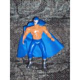 Luchador Articulado Blue Demon Lucha Libre Mexicana Muñeco
