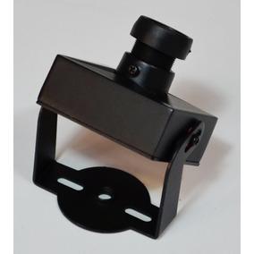 Mini Câmera De Segurança 1/4 Cctv 480 Tvl Ntsc 3,6 Mm