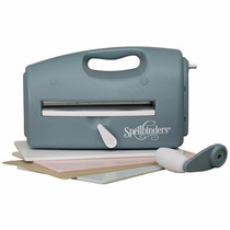 Spellbinders Gc-200 Maquina De Corte Calibur Cut & Relieve