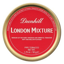 Lata De Tabaco Dunhill London Mixture X 50 Gr
