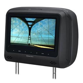 Monitor Encosto Cabeça Banbo Orbe Cinza S/ Dvd Bm700-cz