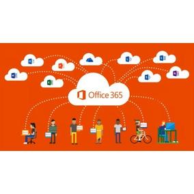 Licencia Office 365 Permanente Para 5 Pc