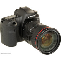 Camera Canon Eos 6d Kit 24-105mm F4l Is Usm