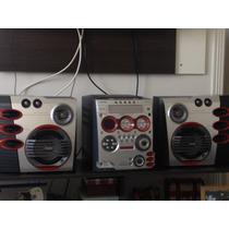 Philips Fw589 Aparelho De Som Com Caixas Acústicas Passivas