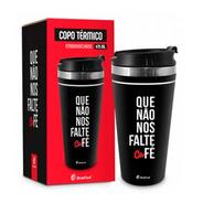 Copo Termico Emborrachado Temas Que Nao Falte Cafe