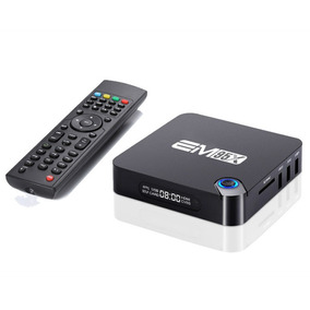Convertidor Lcd A Smart Tv Box 16gb Android Em95x + Teclado