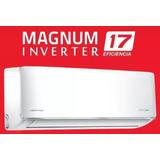 Clima Inverter Mirage Magnum 17 De 1 Tonelada Frio Calor 220