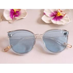 9a532ad70e8e0 Oculos Erika Lente Colorida De Sol - Óculos De Sol no Mercado Livre ...