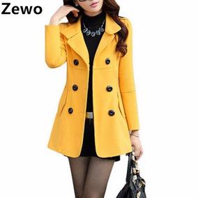 Jaqueta Casaco Lã Feminino Alta Qualidade Mulheres Elegantes